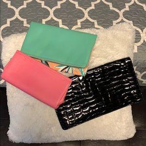 3 Clutch Bags - Very Nice - $30